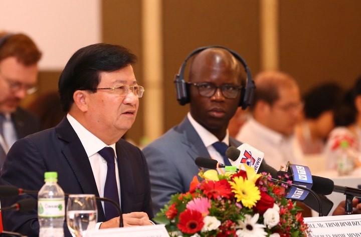 Khai mạc Diễn đàn doanh nghiệp Việt Nam - VBF giữa kỳ 2019 ảnh 2