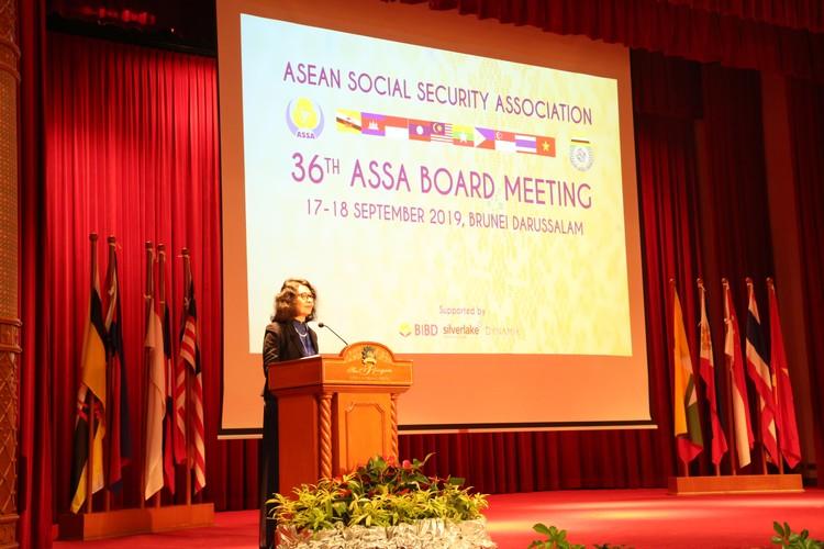 BHXH Việt Nam đạt giải thưởng về cải cách thủ tục hành chính ASSA năm 2019 ảnh 1