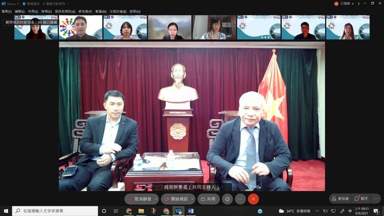 100 nhà đầu tư lớn của Đài Loan tìm cơ hội đầu tư tại Việt Nam ảnh 1