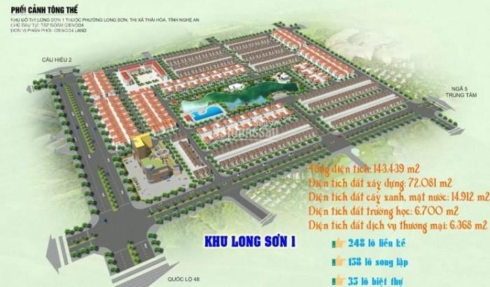 Nghệ An giao đất cho Tập đoàn Cienco4 thực hiện Khu đô thị Long Sơn ảnh 2