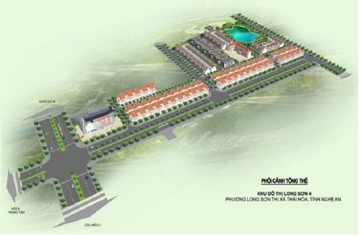 Nghệ An giao đất cho Tập đoàn Cienco4 thực hiện Khu đô thị Long Sơn ảnh 4