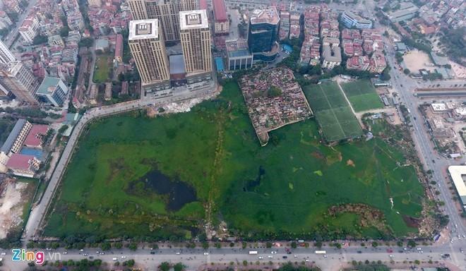 Cư dân Home City lại tuần hành phản đối chủ đầu tư ảnh 1