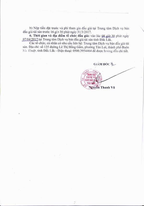 Đấu giá quyền sử dụng đất tại TP Buôn Ma Thuật, Đắk Lắk ảnh 2