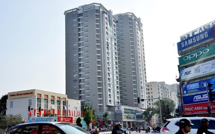 Những tòa nhà mới khang trang trên đất chung cư cũ ở Thủ đô ảnh 2