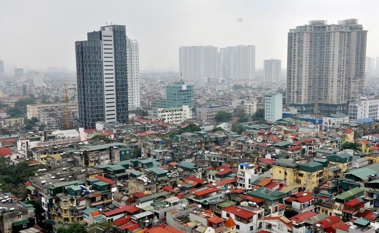 Những tòa nhà mới khang trang trên đất chung cư cũ ở Thủ đô ảnh 7