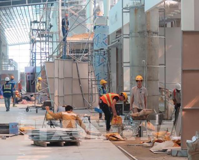 Ngày 25/4, khai thác thử Nhà ga hành khách quốc tế - Cảng Hàng không quốc tế Đà Nẵng ảnh 1