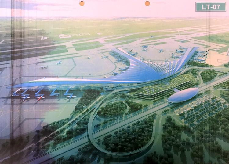 Giao chuyên gia đánh giá thiết kế sân bay Long Thành ảnh 1