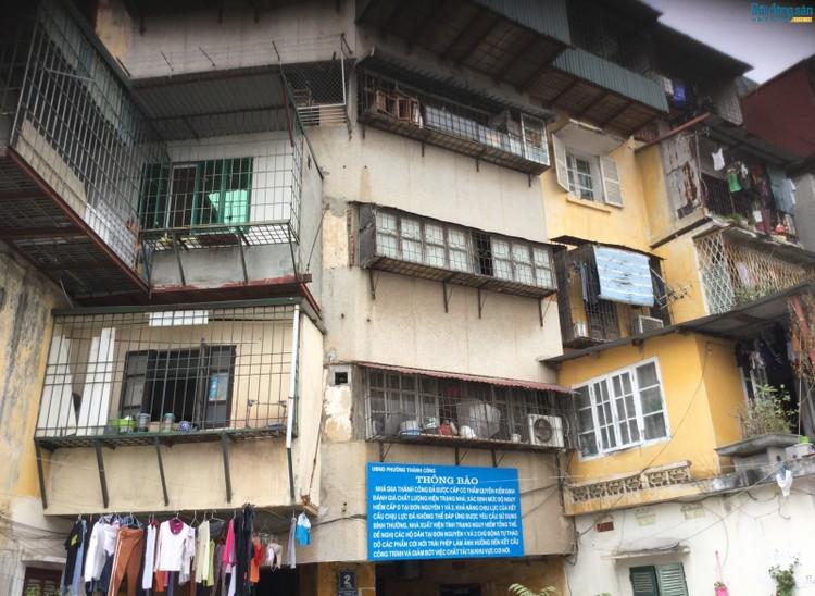 """Cải tạo chung cư cũ và tín hiệu """"bất ngờ"""" của Hà Nội: """"Thành phố phải kiên quyết và cứng rắn"""" ảnh 1"""