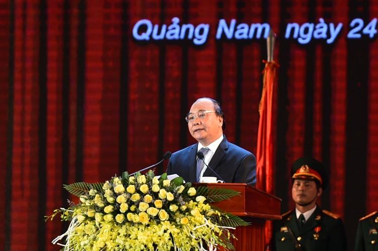 Thủ tướng gợi mở chìa khóa thành công cho Quảng Nam ảnh 1