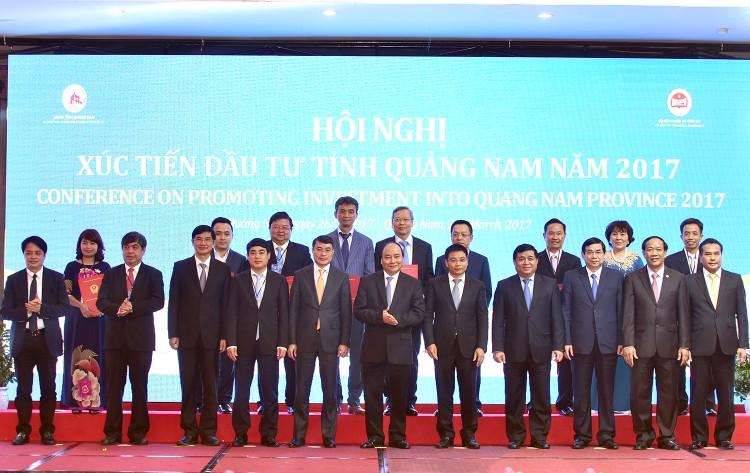 """Thủ tướng kêu gọi """"sếu lớn"""" đến Quảng Nam ảnh 2"""