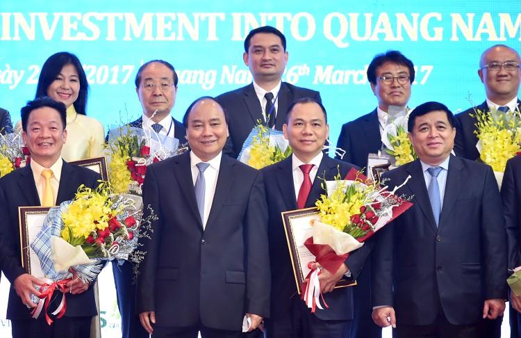 """Thủ tướng kêu gọi """"sếu lớn"""" đến Quảng Nam ảnh 3"""
