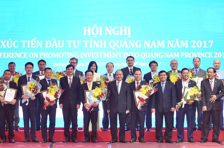 """Thủ tướng kêu gọi """"sếu lớn"""" đến Quảng Nam ảnh 4"""