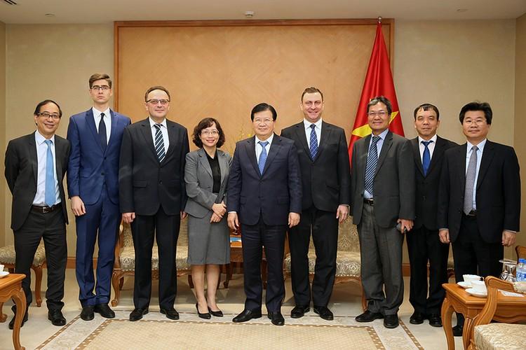 Thúc đẩy hợp tác thương mại-đầu tư Việt Nam-Belarus ảnh 1