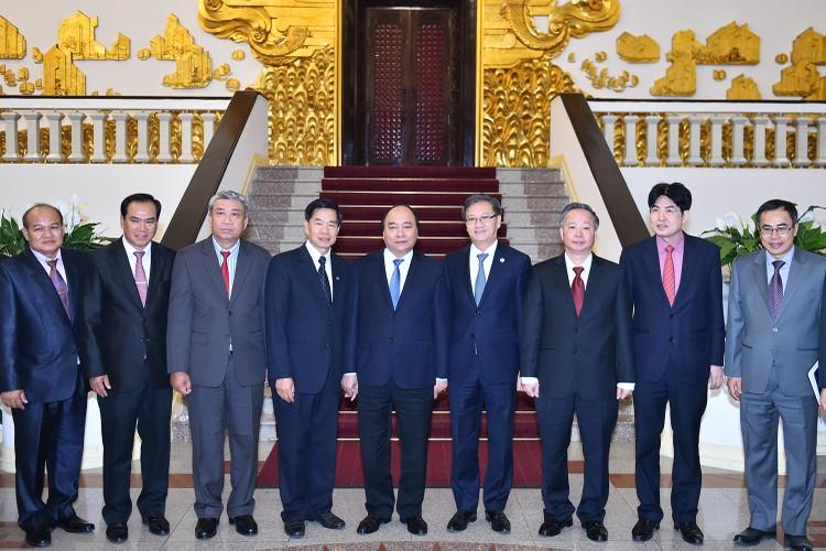 Thủ tướng hoan nghênh định hướng hợp tác giữa Hà Nội và Vientiane, Lào ảnh 1