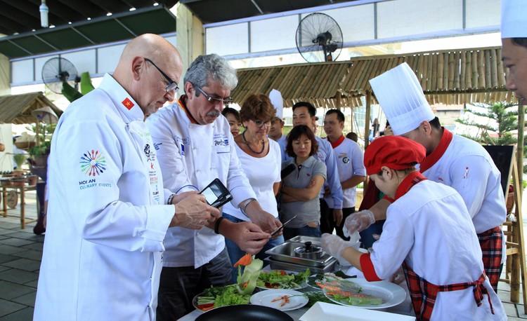 """12 đầu bếp quốc tế """"trổ tài"""" ở Bà Nà Hills ảnh 5"""