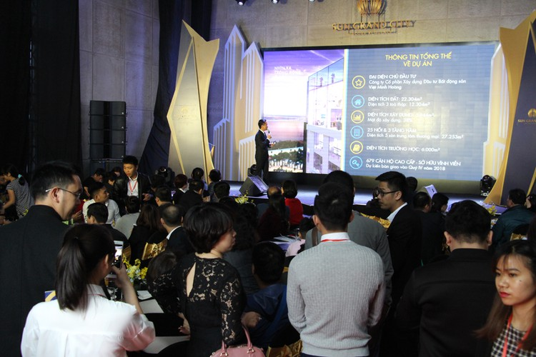 500 khách hàng tham dự khai trương nhà mẫu Ancora Residence ảnh 1