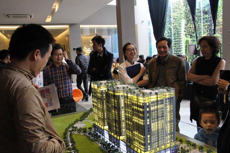 500 khách hàng tham dự khai trương nhà mẫu Ancora Residence ảnh 3