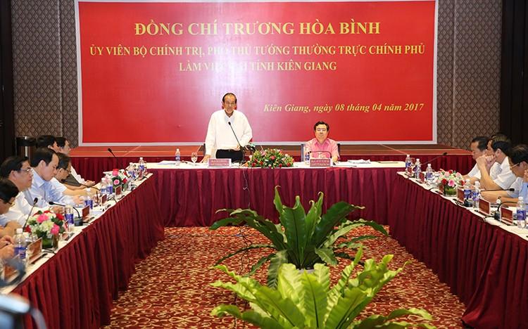Xây dựng Đề án đơn vị hành chính-kinh tế đặc biệt Phú Quốc ảnh 1