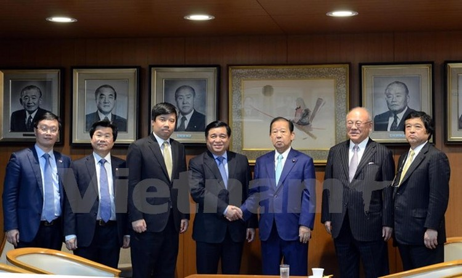 Việt Nam mong muốn chính phủ Nhật Bản hỗ trợ thêm nhiều vốn ODA ảnh 1