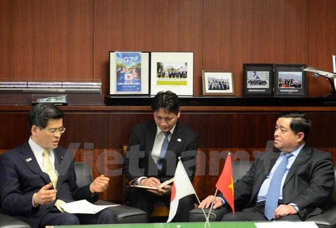 Việt Nam mong muốn chính phủ Nhật Bản hỗ trợ thêm nhiều vốn ODA ảnh 2