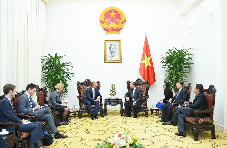 Thủ tướng mong muốn nhiều nhà đầu tư New Zealand đến Việt Nam ảnh 1
