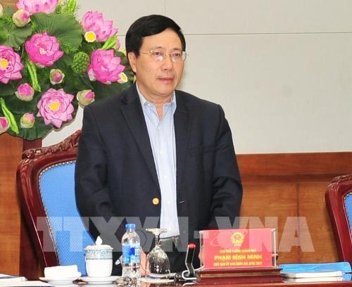 Năm APEC 2017: Tầm nhìn và vị thế mới của Việt Nam ảnh 1