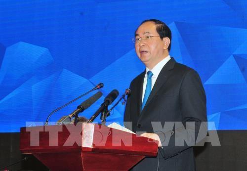 Chủ tịch nước Trần Đại Quang: APEC góp phần đưa hàng triệu người thoát cảnh đói nghèo ảnh 1