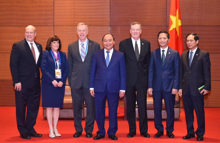 Việt Nam ủng hộ thương mại tự do ảnh 1