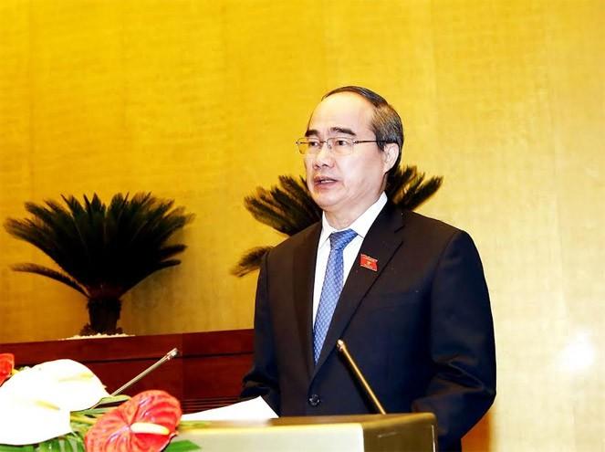 TOÀN CẢNH: Khai mạc kỳ họp thứ 3, Quốc hội khóa XIV ảnh 2