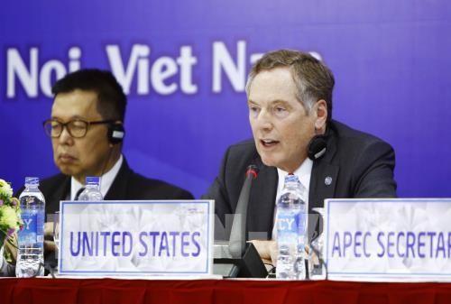 APEC 2017: Quyết tâm xây dựng hệ thống thương mại đa phương bền vững, minh bạch ảnh 2