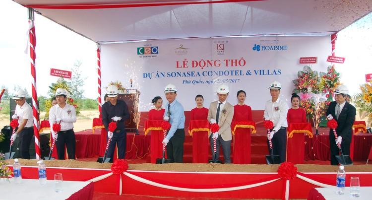 CEO Group ra mắt dự án Sonasea Condotel & Villas tại Phú Quốc ảnh 1