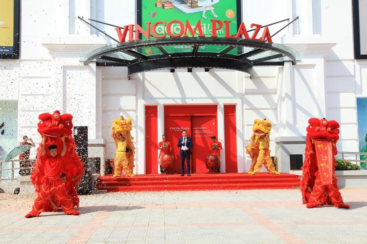 Vincom đạt mốc 40 Trung tâm thương mại trên toàn quốc ảnh 1