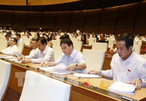 Kỳ họp thứ 3, Quốc hội khóa XIV: Phòng, chống tham nhũng trong sử dụng tài sản công ảnh 1