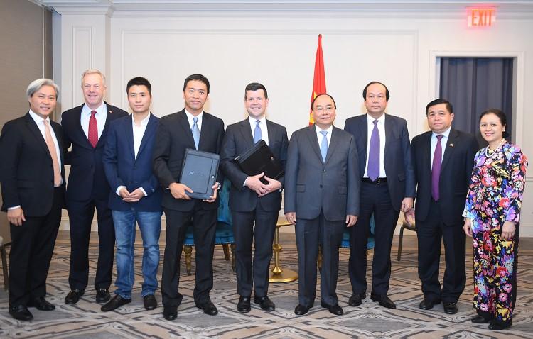 Thủ tướng hoan nghênh doanh nghiệp Việt niêm yết trên sàn NASDAS, Hoa Kỳ ảnh 1