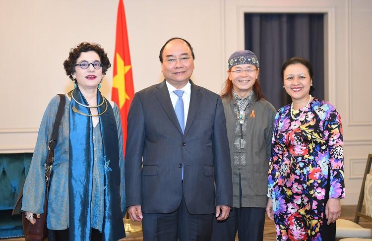 Thủ tướng tiếp một số doanh nhân, trí thức gốc Việt tại Hoa Kỳ ảnh 2