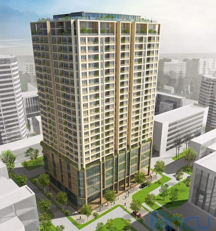Tiếp tục sai phạm dự án Mỹ Sơn Tower bị đề xuất xử phạt 1,5 tỷ đồng, tước quyền sử dụng GPXD ảnh 2
