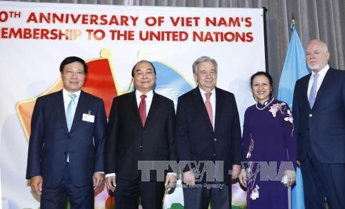 Hoạt động nổi bật của Thủ tướng Nguyễn Xuân Phúc trong ngày thứ hai tại Hoa Kỳ ảnh 3