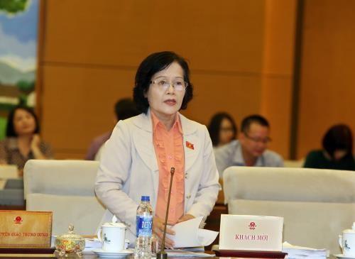 Phiên họp thứ 13, Ủy ban Thường vụ Quốc hội khóa XIV bàn về Luật Hành chính công ảnh 1