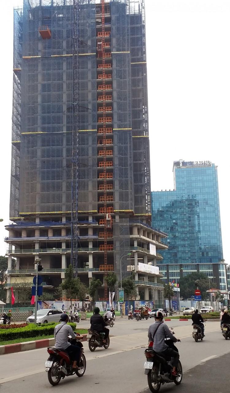Quy định cao ốc xây mới buộc phải có tầng hầm: Có hết thời... tranh chấp? ảnh 2