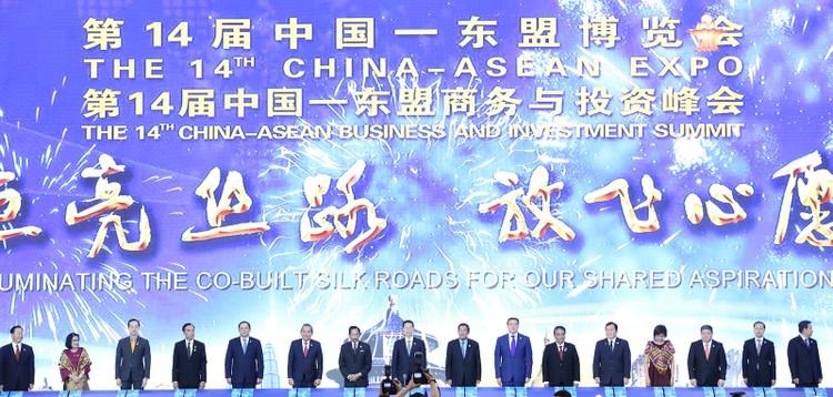 Việt Nam luôn coi trọng và ủng hộ hợp tác ASEAN - Trung Quốc ảnh 1