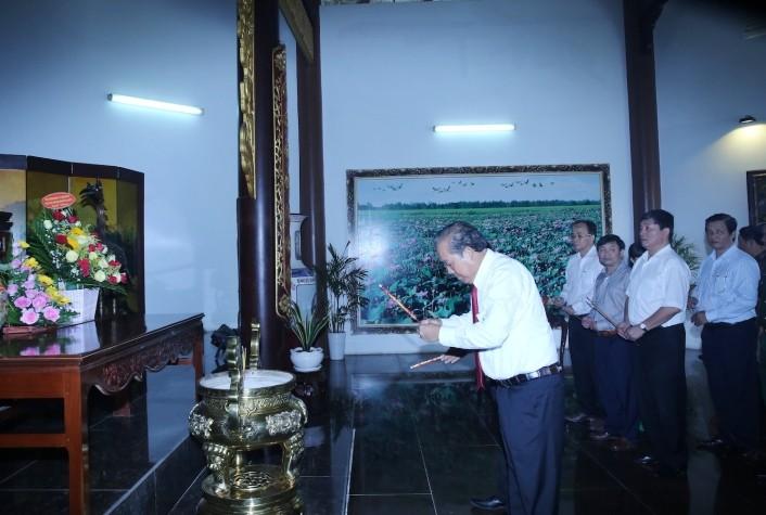 Phó Thủ tướng Thường trực Chính phủ làm việc tại Đồng Tháp ảnh 2