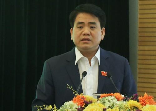 Chủ tịch Hà Nội trả lời về việc xử lý sai phạm của Mường Thanh ảnh 1
