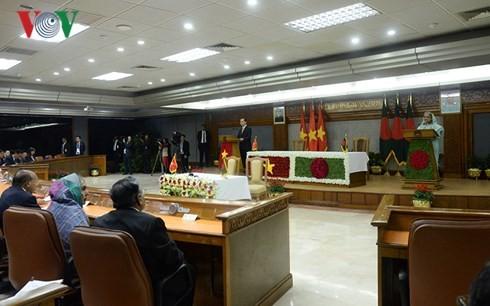 Tạo bứt phá cho quan hệ Việt Nam-Bangladesh ảnh 1