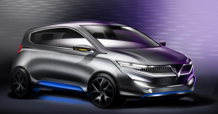 VINFAST sản xuất ô tô điện và ô tô cỡ nhỏ tiêu chuẩn quốc tế ảnh 1