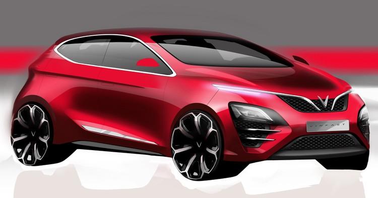 VINFAST sản xuất ô tô điện và ô tô cỡ nhỏ tiêu chuẩn quốc tế ảnh 2