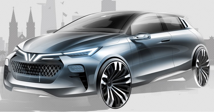 VINFAST sản xuất ô tô điện và ô tô cỡ nhỏ tiêu chuẩn quốc tế ảnh 3