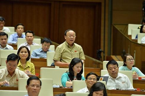 Phó Thủ tướng Vương Đình Huệ trả lời chất vấn ảnh 3