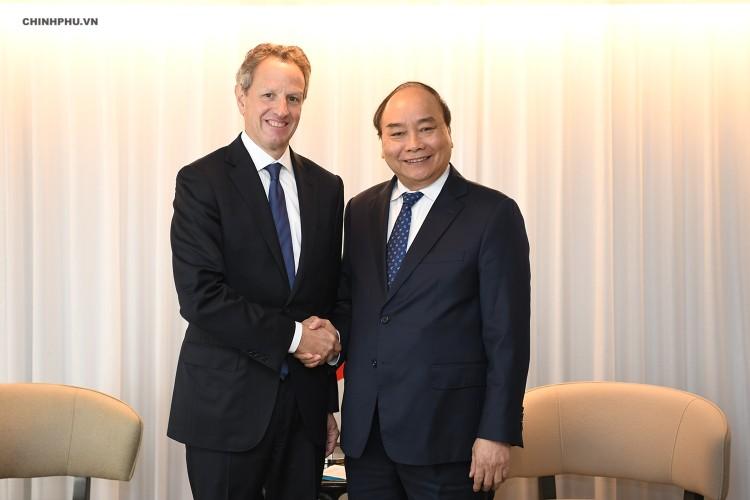 Chùm ảnh: Hoạt động của Thủ tướng Nguyễn Xuân Phúc tại LHQ ảnh 12