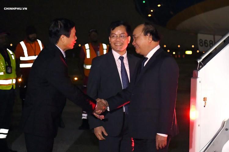 Chùm ảnh: Hoạt động của Thủ tướng Nguyễn Xuân Phúc tại LHQ ảnh 1