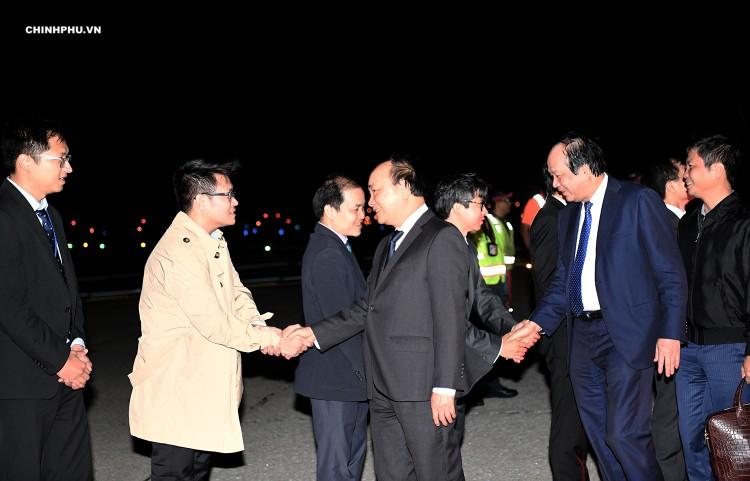 Chùm ảnh: Hoạt động của Thủ tướng Nguyễn Xuân Phúc tại LHQ ảnh 2